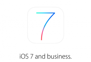 iOS7 and enterprise